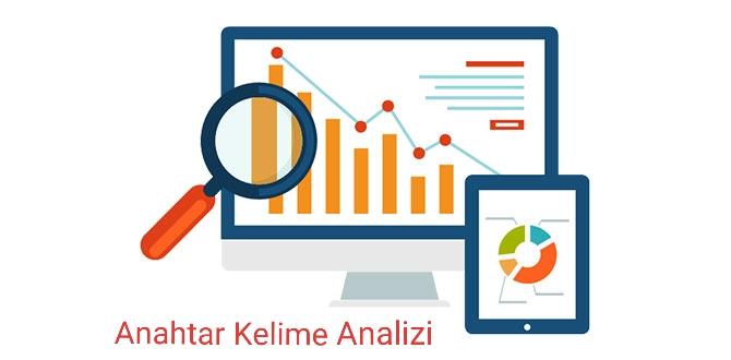 anahtar kelime analizi E ticaret Siteleri İçin Seo Çalışması Nasıl Yapılır?